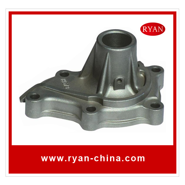 aluminum pump part