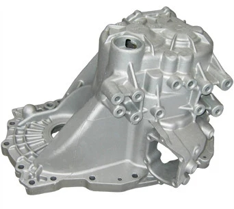 Custom Die Casting of Motorcycle Part